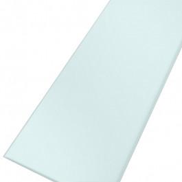 Grille crystal blanc pour caniveau Docia Nicoll