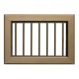 Grille ventilation porte et chemin e 220x150mm - Grille de ventilation pour porte ...