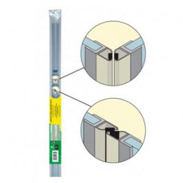 Joints (x2) côtés porte de douche aimantés - Verre 5 à 8mm - 2.00ml