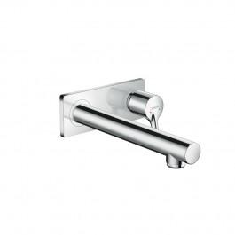 Mitigeur lavabo encastré TALIS S bec 225mm Chromé Hansgrohe