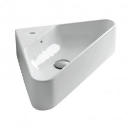 Lave-mains céramique blanc brillant ISOCEL