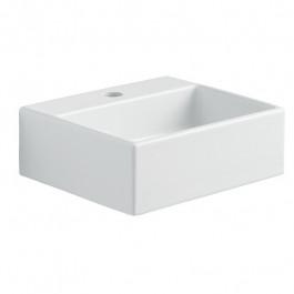 Lave-mains céramique blanc brillant QUARELO