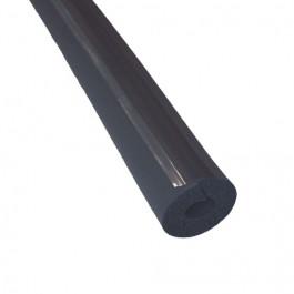 Manchon d'isolation adhésif 2m NF-FEU Rubaflex Clim ép. 19mm x Ø28 Fendu