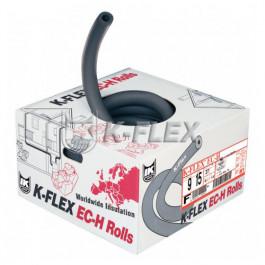 Manchon d'isolation couronne 21m NF-FEU K-Flex épaisseur 13mm x Ø22 Non fendu