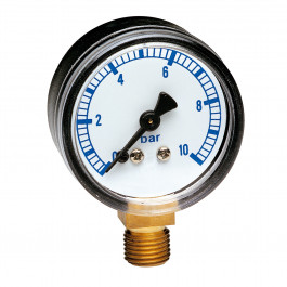Manomètre pression eau - radial - Thermador
