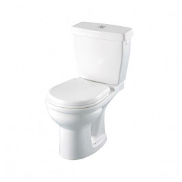 Pack WC gain de place S.H. 3/6L BLANC