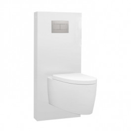 panneau wc top geberit pack panneau wc monolith sans cuvette au sol vert dueau with panneau wc. Black Bedroom Furniture Sets. Home Design Ideas
