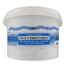 Pâte d'emboitement pour canalisations PVC 2kg