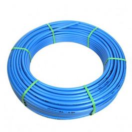 120m Tube PER NU Bleu Ø16