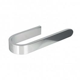 Porte-serviette 22,5cm aluminium Materia adhésif 3M