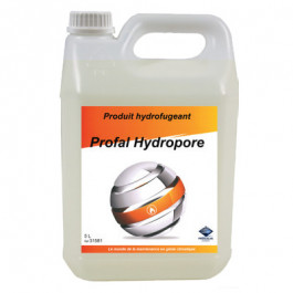 Profal Hydropore - hydrofugeant pour murs et sols 5L