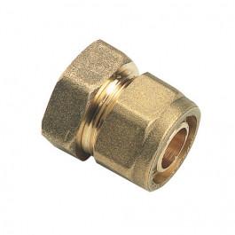 Raccord à compression tube PER - Femelle fixe - Somatherm