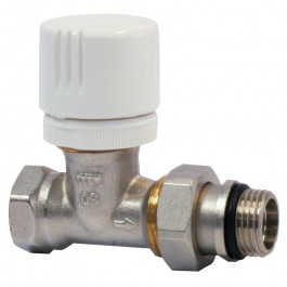 Robinet thermostatisable corps DROIT raccordement Femelle