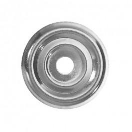 Rosace plate Ø26 - 100 pièces