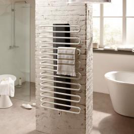 Sèche-serviettes eau chaude SANAGA Réversible 723W