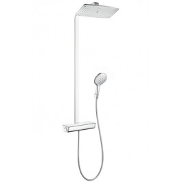 HANSGROHE-Showerpipe Raindance Select E 360 - Chrome