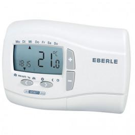 Thermostat digital journalier/hebdomadaire sans fil - 2 piles 1.5V