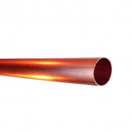 Tube cuivre nu écroui Ø35mm en barre