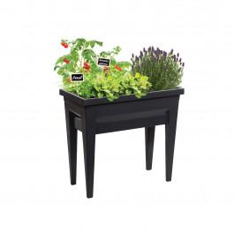 Espace potager veg table city 79 x 59 x 680 cm 57l for Douleur pied exterieur