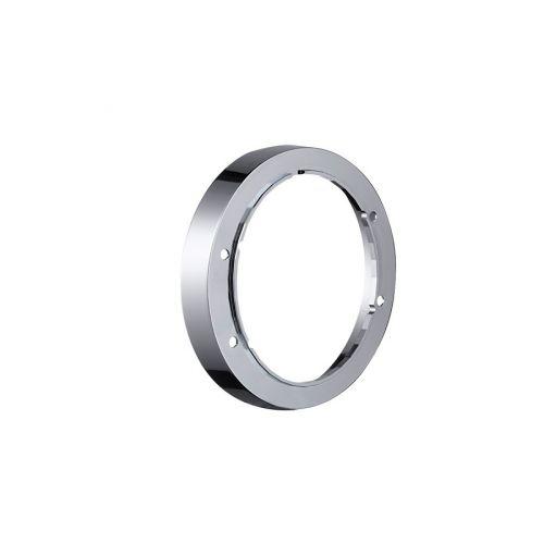HANSGROHE Rosace de compensation IBox set finition Ø150mm Chrome