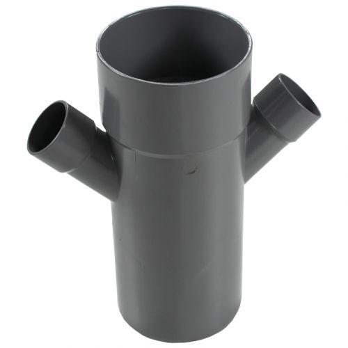 Diam/ètre 32mm TAMPON DE VISITE MALE FEMELLE 32 40 50 PVC GRIS BOUCHON EVIER PLOMBERIE VASQUE EVACUTATION EAUX USEES MANCHON RACCORD