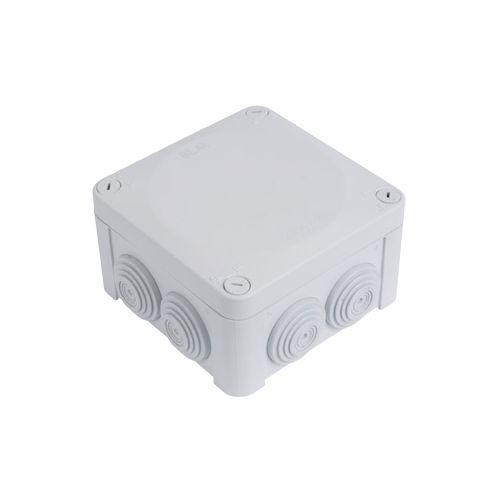 Boite dérivation étanche OPTIBOX tétines IP55 100x100x55mm