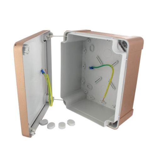 Boîte de dérivation FARABOX IP55 175x150x80mm - BLM 545609