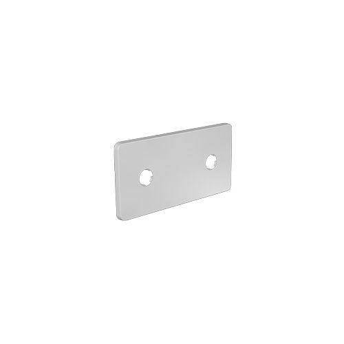 Cache de finition ROBIFIX + ABS Blanc 150mm