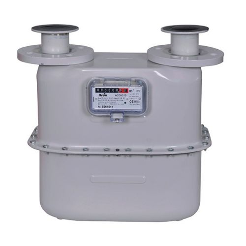 Compteur Gaz naturel/GPL basse pression à brides type G25 DN50