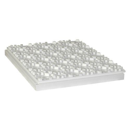 Dalle à plots polystyrène R0,75 Ep.25mm - Lot de 10 plaques (9,40m²)