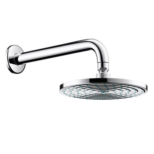 Douche de tête Raindance S 180AIR EcoSmart-Chrome bras de douche 241mm-Hansgrohe