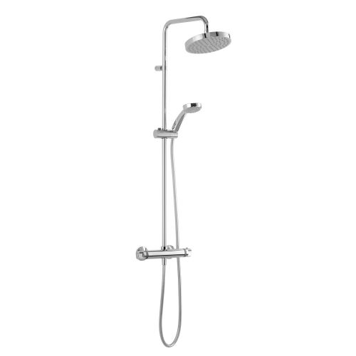 Ensemble de douche MIZU thermostatique Ø200 mm - MIZ25