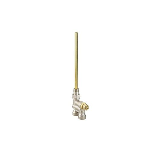 """Canne verticale RA 15-6 TB bitube - Femelle 1/2"""" (15/21) - Mâle 1/2"""" (15/21)"""
