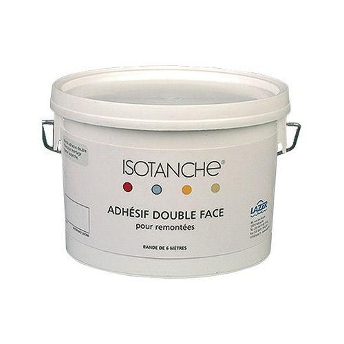 Adhésif double face pour remontée ISOTANCHE - Rouleau 10m x 7.5cm