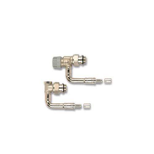 Kit robinetterie thermostatique radiateur per simple panneau