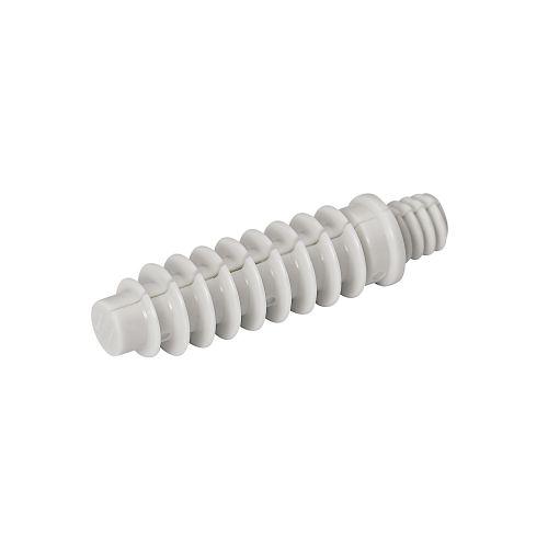 Mureva Fix - Cheville filetée pour fixation de tubes IRL - Gris