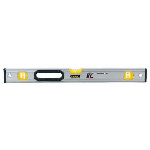 Niveaux tubulaires Magnétiques STANLEY FATMAX® 3 fioles - 60cm