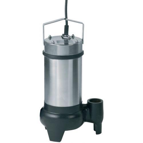 Pompe relevage submersible Inox WILO-Drain STS 40/8A-14m3/h à 3m/CE