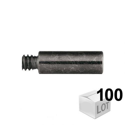 100 Rallonges patte à vis 7x150 mâle/femelle Fischer - 6 modèles - Fischer