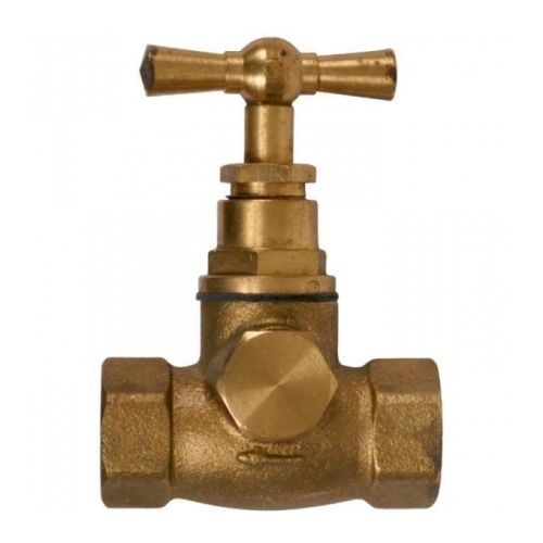 Robinet avec valve en céramique purgé