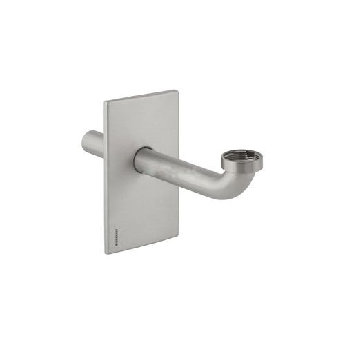 Set de finition synthétique Chromé Brillant pour bâti-support Duofix lavabo