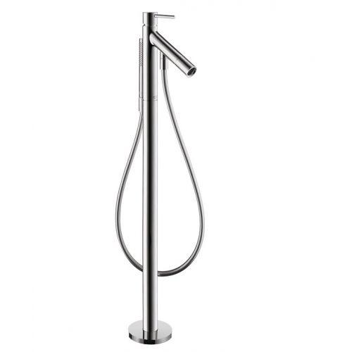 Axor Starck Puro Set de finition mitigeur bain/douche au sol - Chromé
