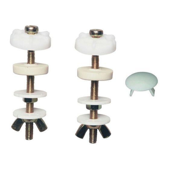 Vis métal pour cuvette et réservoir - M21 - WIRQUIN