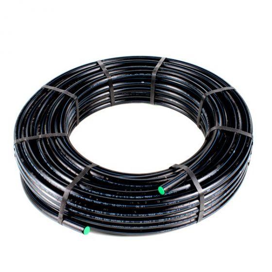 25ml Tube PEHD Eau potable (tube PE) bande bleue NF