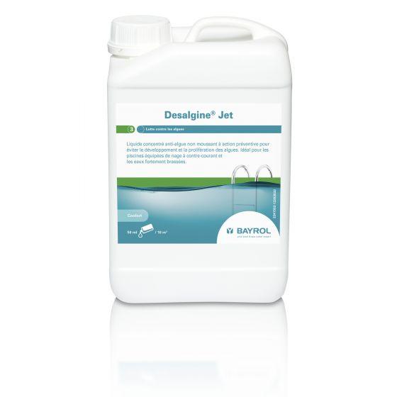 Desalgine JET bidon 3L - Anti-algues piscine eau claire - BAYROL