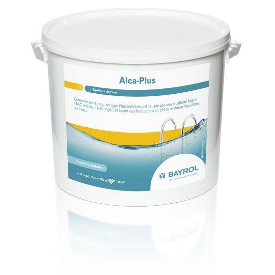 Alca-Plus 5kg - Réhausseur de TAC - BAYROL