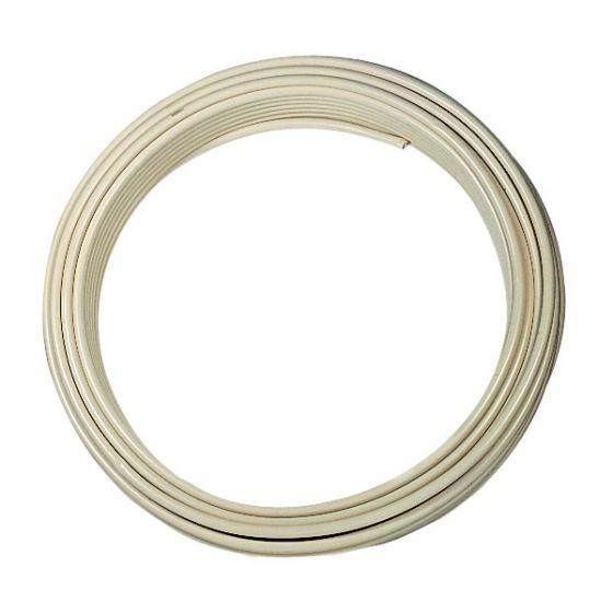 50m Tube aluminium gainé TECAL - AR 8x10 - épaisseur 0,75mm - Watts 22L0701210