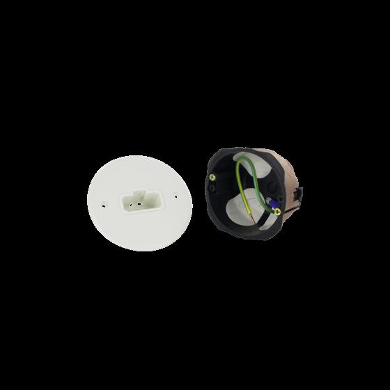 Boîter d'appareillage NO AIR faradisé Applique DCL Ø.67 X 40 mm
