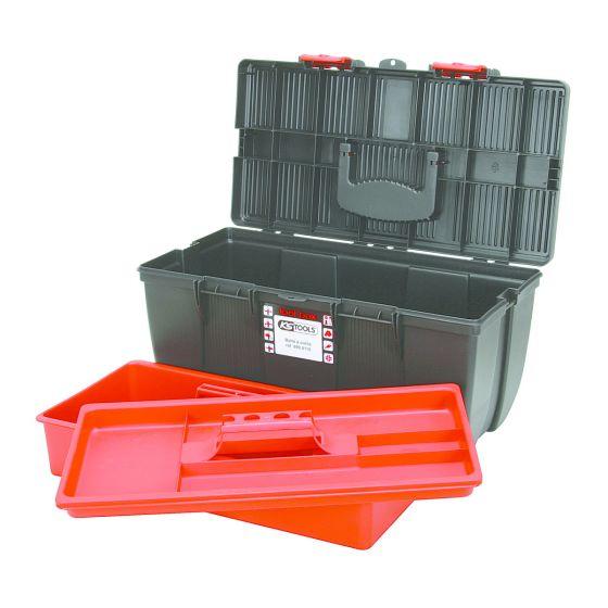 Boîte à outils de technicien en plastique L475 x H240 x P240 mm KS Tools 999.0110