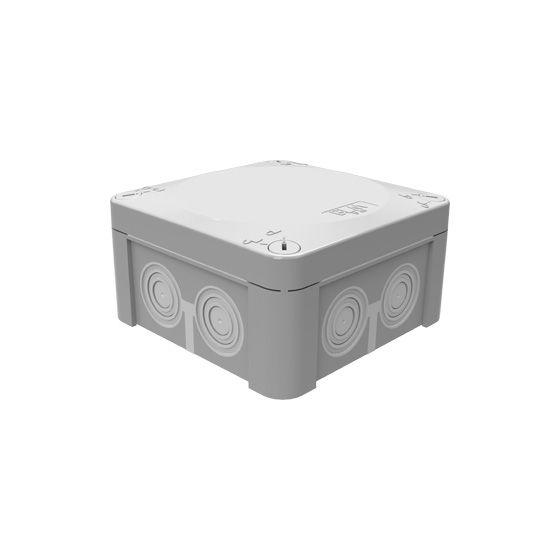 boite d rivation tanche optibox membranes ip55 100x100x55mm. Black Bedroom Furniture Sets. Home Design Ideas